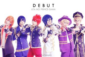 Uta no Prince-sama: DEBUT! by maki-chama