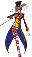 Mad Hatter Lelouch - Vector by headstro