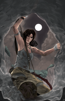 Tomb Raider by radiostarkiller