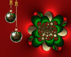 Christmas Bauble by Frankief