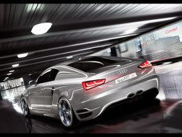 Audi A8 Concept by Stan88