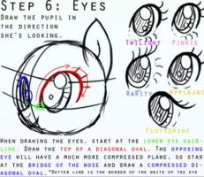 The eight steps to drawing ponies! 6/8 by masterchief80786