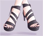 Feet ^^ by wtfeather