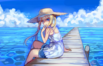 By the Ocean by TFOTR