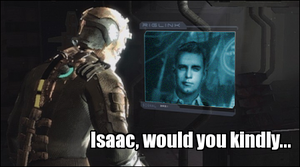 Dead Space meets Bioshock by CrazyInsaneJess