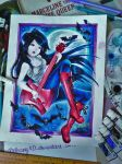 Marceline the Undead Diva by bethanyXD