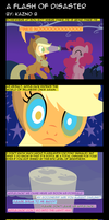 A Flash of Disaster by KaznoB
