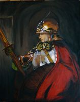 Alexander the Great by oscaracosta