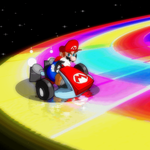 Rainbow Road by Rootay