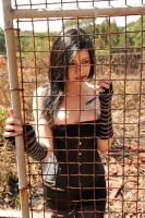 Charis - caged 3 by wildplaces