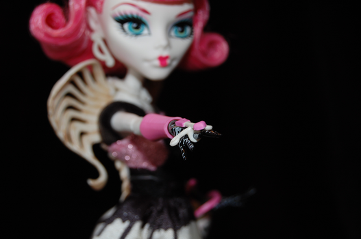 Cupid Taking Aim by vampirate777