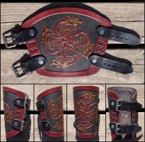 Asathor Bracer by Wodenswolf