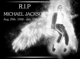 R.I.P MJ by Psychograve