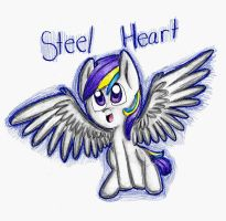 Steel Heart by PageTurner8