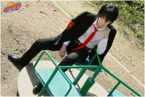 Hibari Kyoya by JonneCat