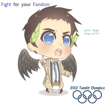 Tumblr Olympics 2012 by Ween-E