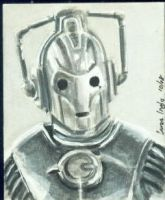 Cybermen by LauraInglis
