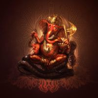 Ganesha by CBSorgeArtworks