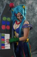 Arcade Sona 4 by Angelic-Obscura