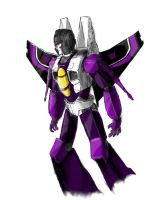 Skywarp by GurgleSploit