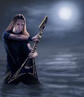 Alexi Laiho by GuardianOfShigeru
