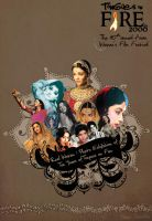 Reel Woman Exhibition Poster by paragsankhe