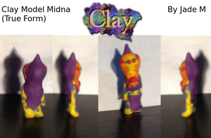 Midna True Form Clay by WhizzPop