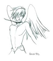 My Guardian Angel 1 by rouko