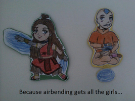 Aang's Attempt to Get Katara: Sucess by Millie-Rose13