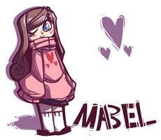 Mabel Pines by Coffee-and-Paperbags