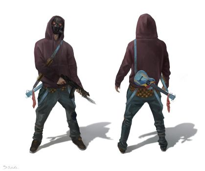 Highway Bandit Concept by TFsean