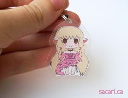 Chi Chobits Phone Charm by Sacari