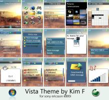 Vista Theme for k800i 2 by scorpion919