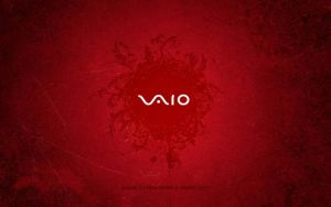 Vaio RED Wallpaper by xBmWx
