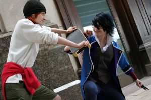 Older Sarumi Shoot - XLI by the-xiii-hour