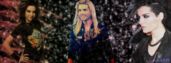 Bill Facebook Cover by sanam5484