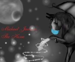 Michael Jackson Horse by J0anna3