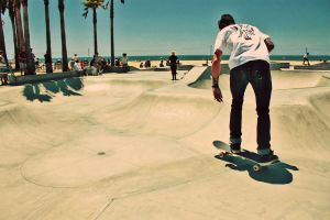 Venice Beach xiii by break-my-heart
