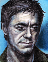 Robert Downet Jr- Moody by Chicken-Priestess