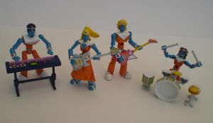 The Interstella 5555 Band by JWBeyond