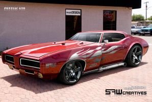 Pontiac GTO yasidDESIGN by yasiddesign