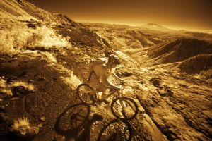 IR Biker by NickSpiker