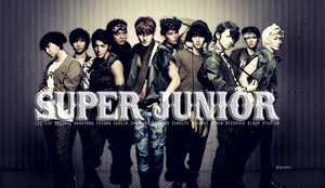 super junior MR SIMPLE by game234