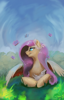 Flutter Wonder by BlindCoyote