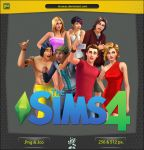 The Sims 4 - ICON by IvanCEs