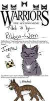 Warrior Cats Meme by Ribbon-Wren