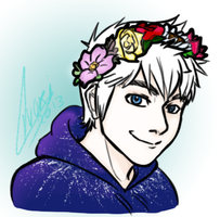 Flower Crown Frost by Livori