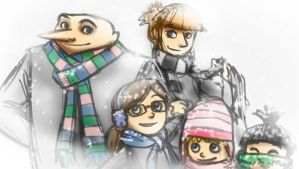Despicable Me - Scarves by jameson9101322