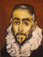 inspiration from el greco by irenche