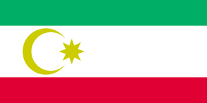 Flag of Tats of Iran by hosmich